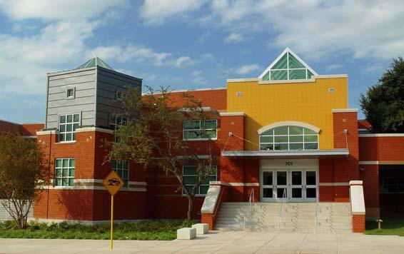 Saldana Architects. SAISD Edison High School San Antonio ...