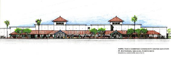 Ft Benning Food Court
